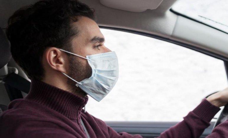 Consejos para conducir durante la cuarentena del coronavirus
