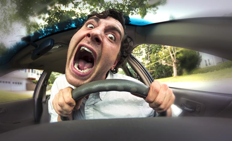 Acciones que te convierten en un conductor molesto (Parte 2)