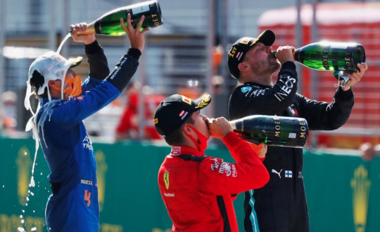 Esto nos dejó el Gran Premio de Austria de F1