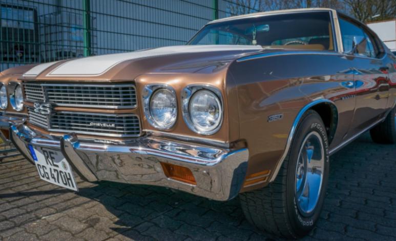 Chevrolet Chevelle, el muscle car olvidado
