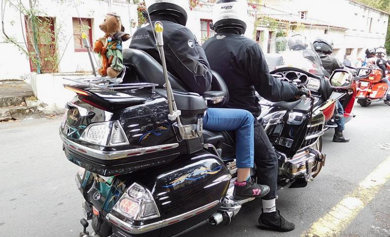 Motocicletas ideales para usar en pareja (Parte 1)