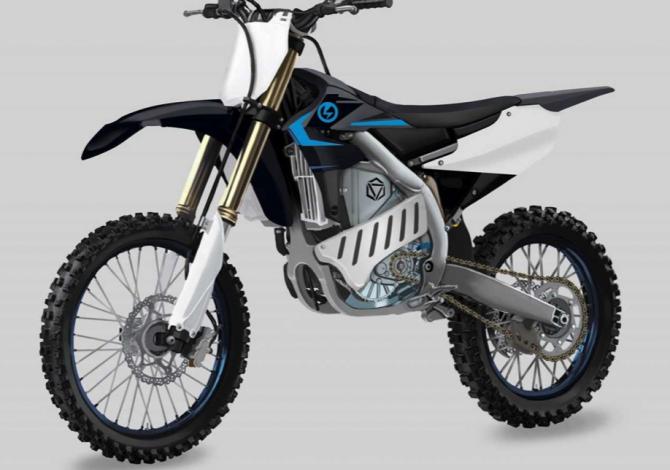 Yamaha YZ, las motos eléctricas llegan al motocross