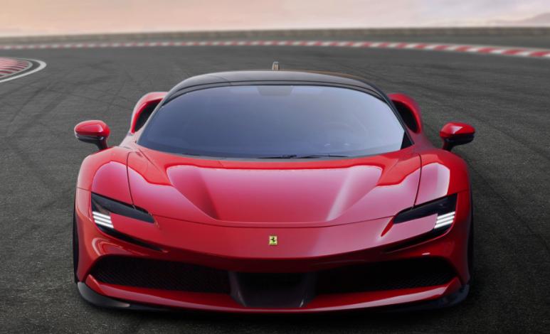 Pandemia retrasa la entrega del Ferrari SF90 Stradale