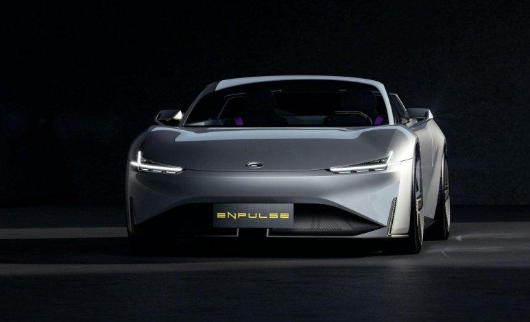 GAC Empulse Concept, un deportivo eléctrico al estilo chino