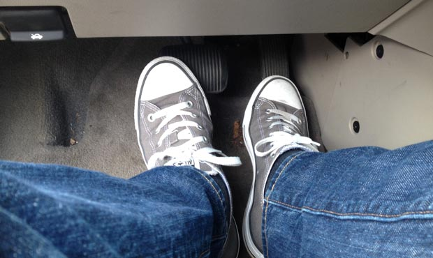 ¿Existe el calzado ideal para conducir?