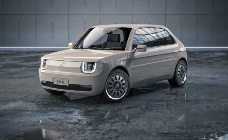 FIAT 126 Vision, la resurrección de un clásico
