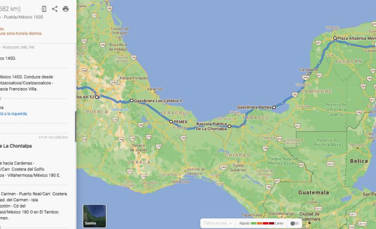 ¿Cómo planear un viaje con Google Maps?