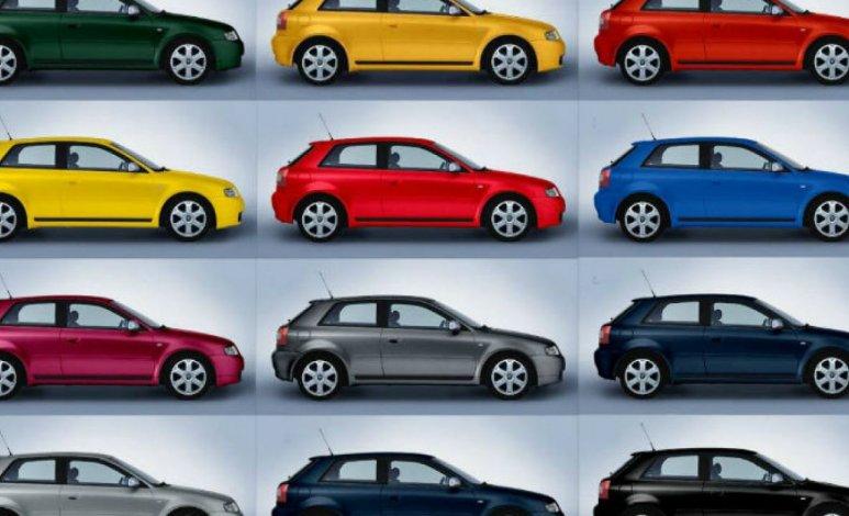 Qué dice el color de tu auto de tu personalidad