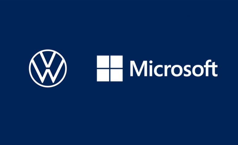 Qué podemos esperar de la asociación entre Volkswagen y Microsoft