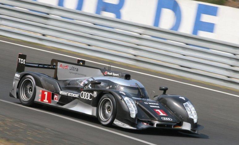 Puedes ser el nuevo propietario de un Audi R18 TDi ganador de Le Mans