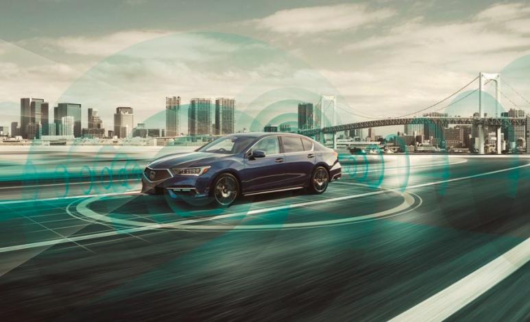 ¿Qué es el nivel 3 de autonomía del Honda Legend EX?