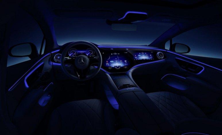 Mercedes-Benz EQS: Así debe verse un interior de lujo