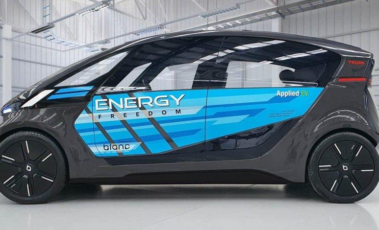 Conoce el auto que consume la misma energía que un peatón