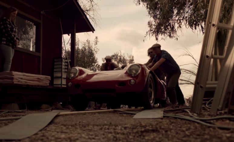 Video: Rescatan Porsche 550 Spyder de contenedor industrial tras 35 años