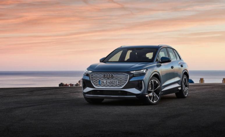 Este es el primer golpe de Audi para vencer a Tesla