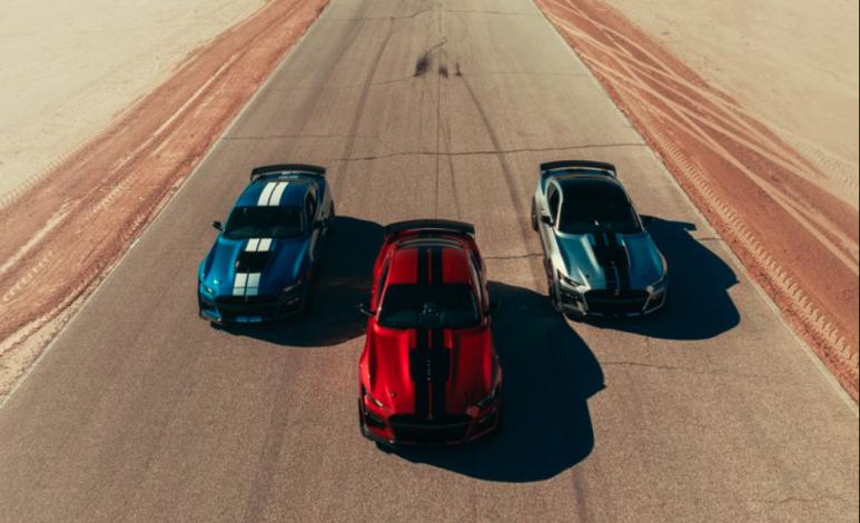 10 datos para enamorarte del Ford Mustang Shelby GT500