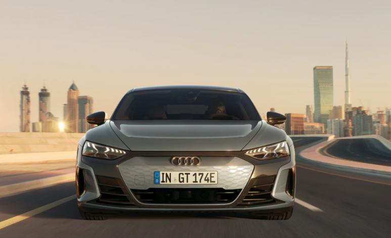 Conoce cada detalle del nuevo Audi e-Tron GT