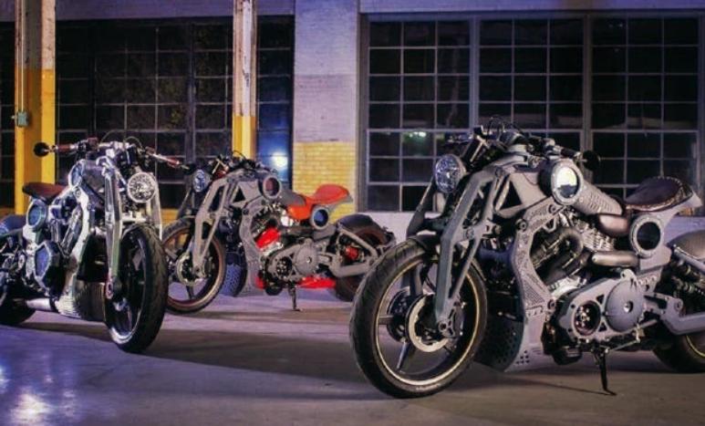 Estas motos estadounidenses son el sueño de cualquier fanático