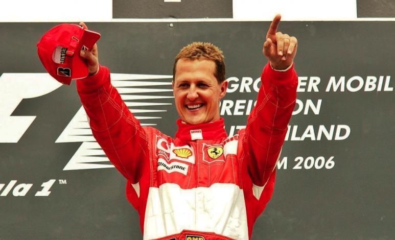 Cinta sobre Michael Schumacher ya tiene fecha de lanzamiento