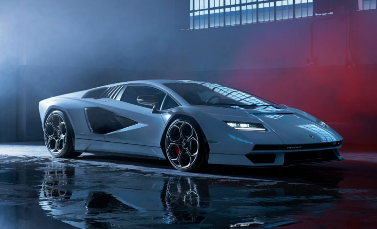 El Lamborghini Countach volverá a rodar